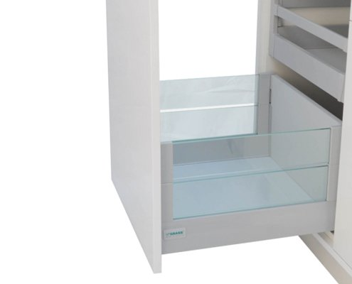 DWD XP Deep Pullout Crystal Drawer
