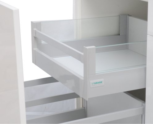 DWD XP Inset Drawer With Crystal