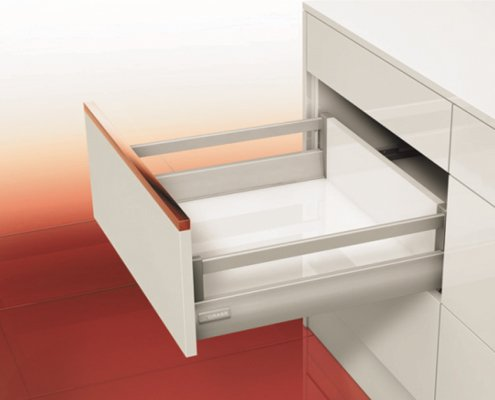 DWD XP Rectangular Railing Drawer