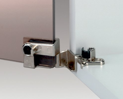 glass door hinge+30